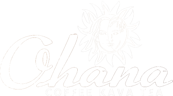 Ohana Coffee Kava and Tea Logo